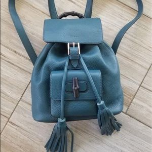 Gucci Bamboo Backpack NEW WITH TAGS